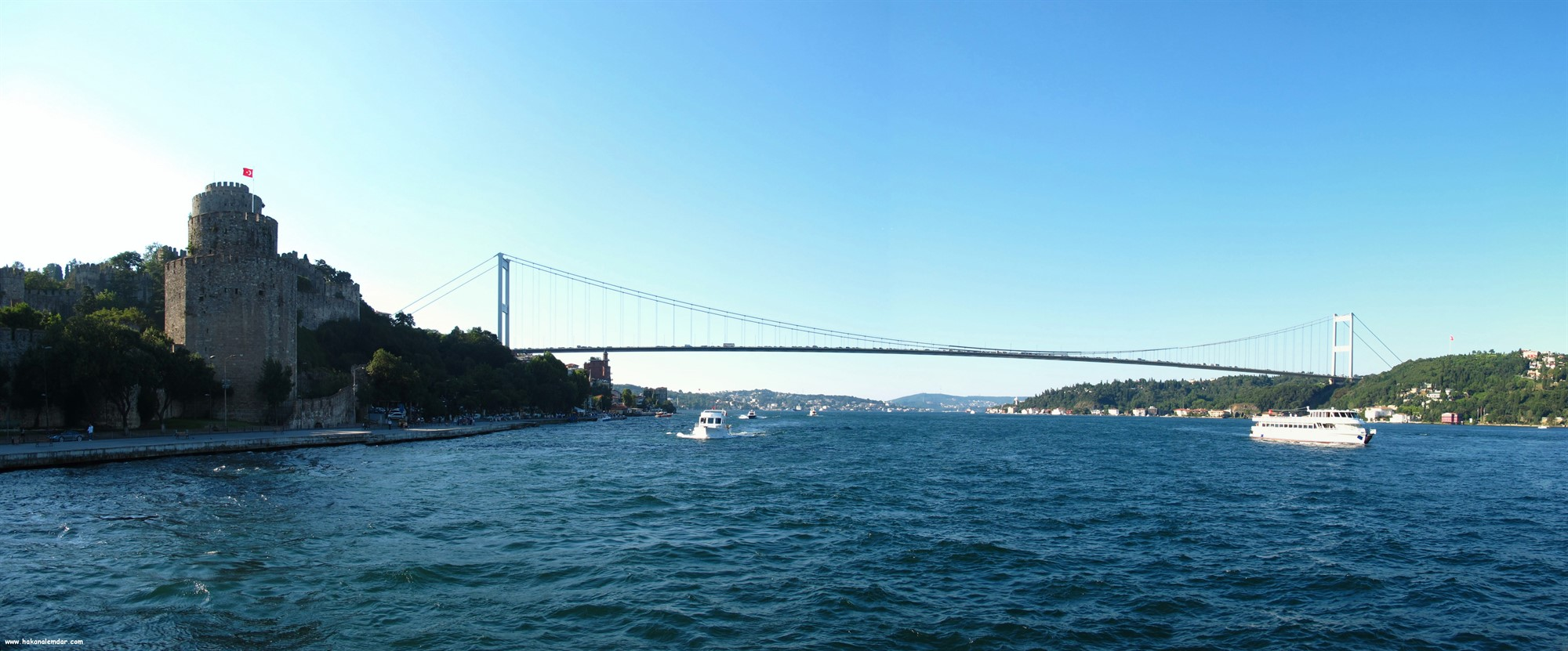One Day in Istanbul - Bosphorus