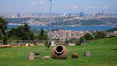 Great Çamlıca Hill