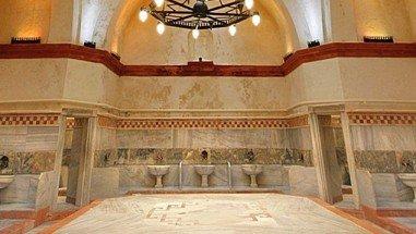 Turkish Baths in Istanbul