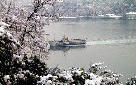 Bosphorus Winter