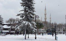 Sultanahmet Winter