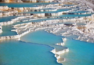 Daily Pamukkale Tour From Istanbul