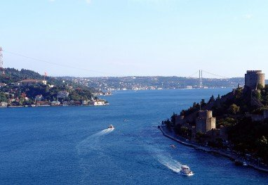 Istanbul Bosphorus Cruise Afternoon
